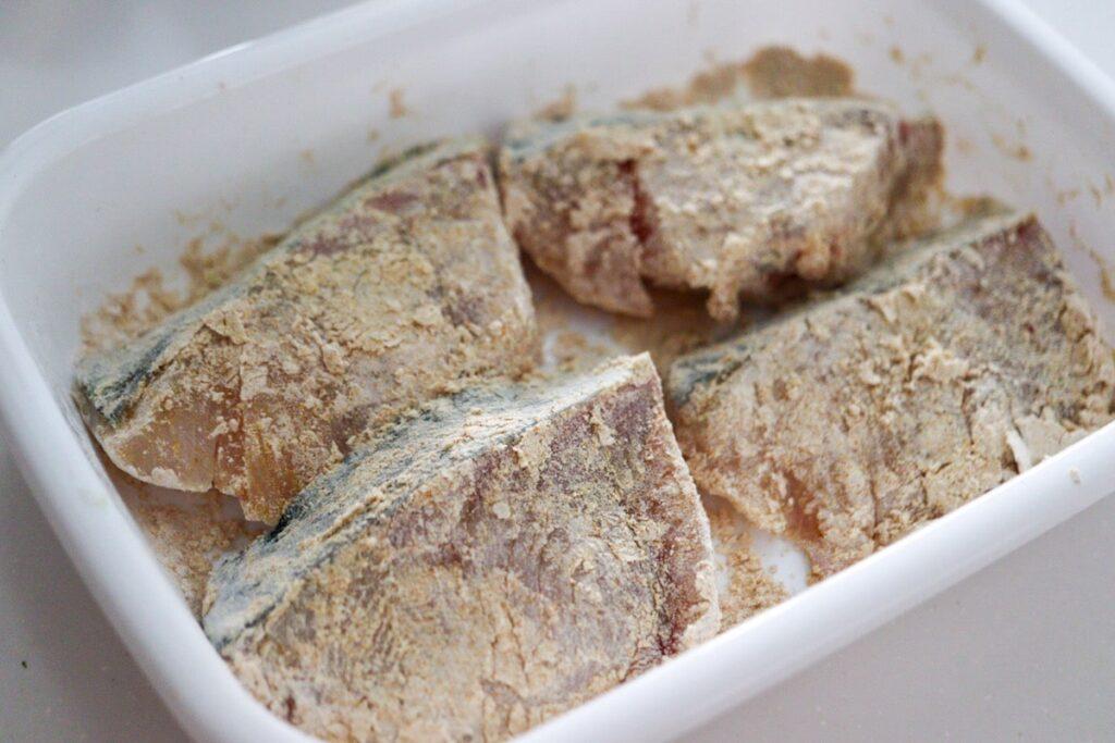 カレー粉 魚 レシピ 簡単 下処理なし 醤油なし