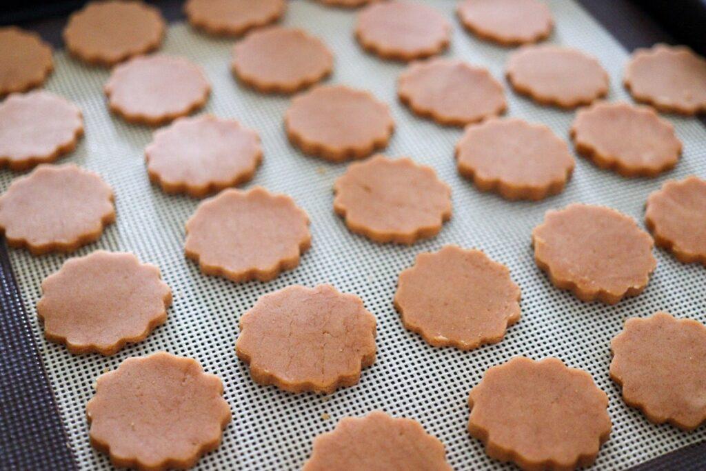 きな粉クッキー レシピ