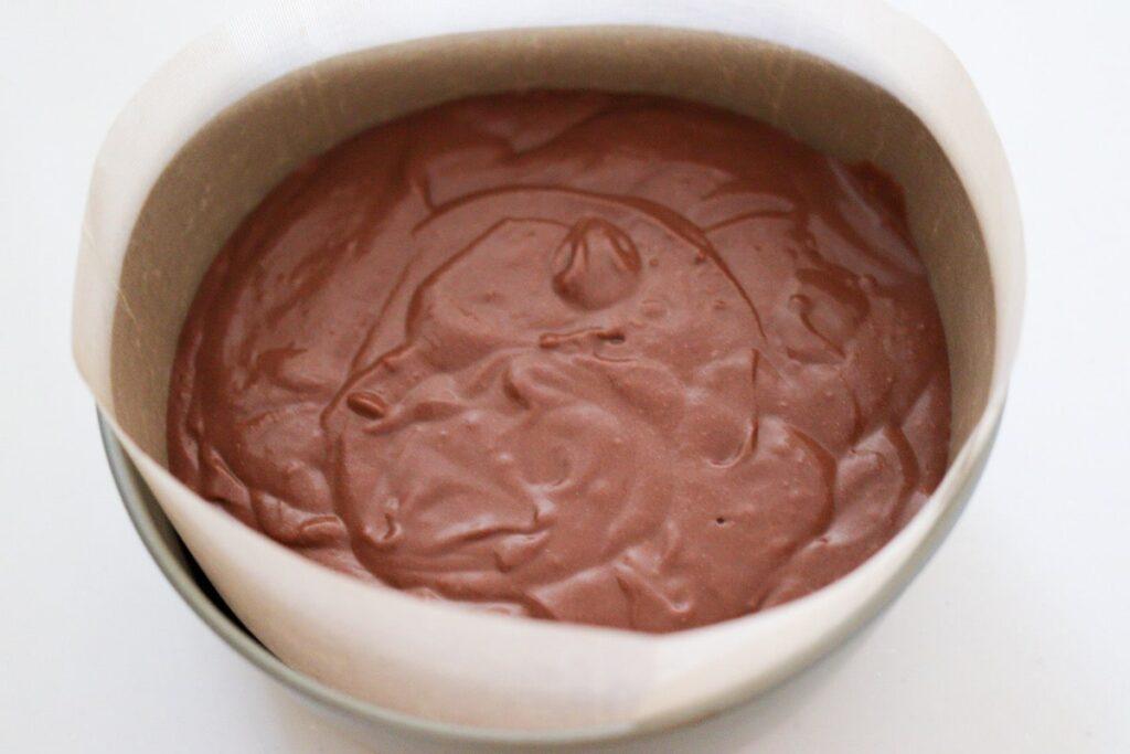 ガトーショコラ 豆腐 15cm ケーキ型