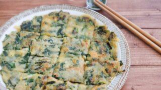 豆腐 チヂミ 卵なし 小麦粉なし チーズ 子ども しらす レシピ