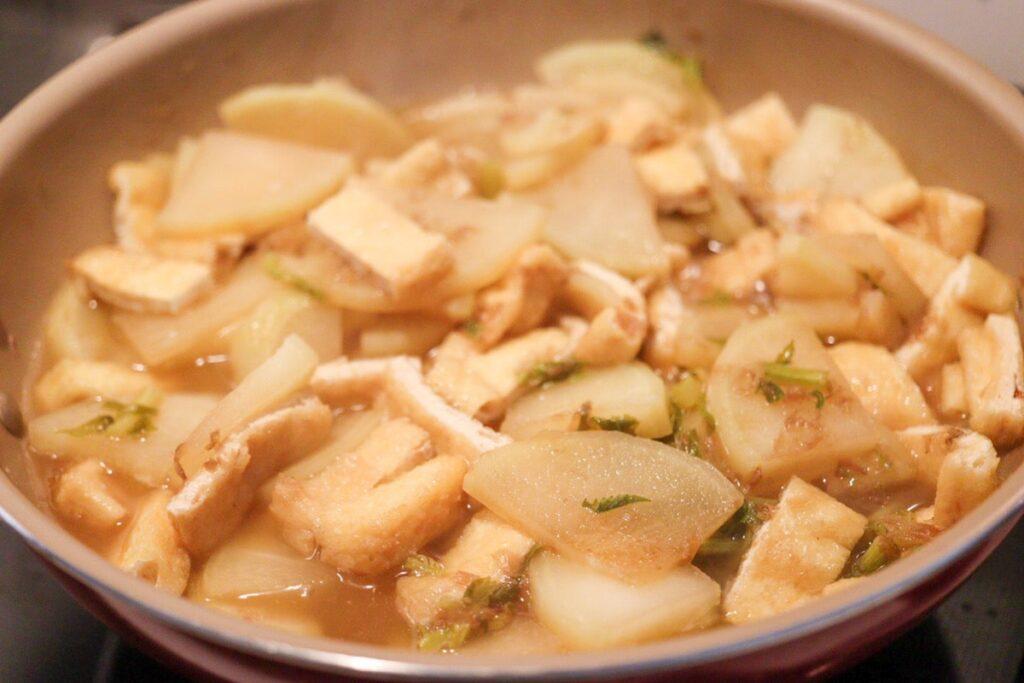 煮物 だし汁なし 簡単 レシピ