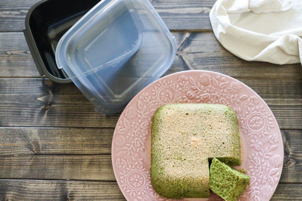電子レンジ グルラボプラス ケーキ レシピ