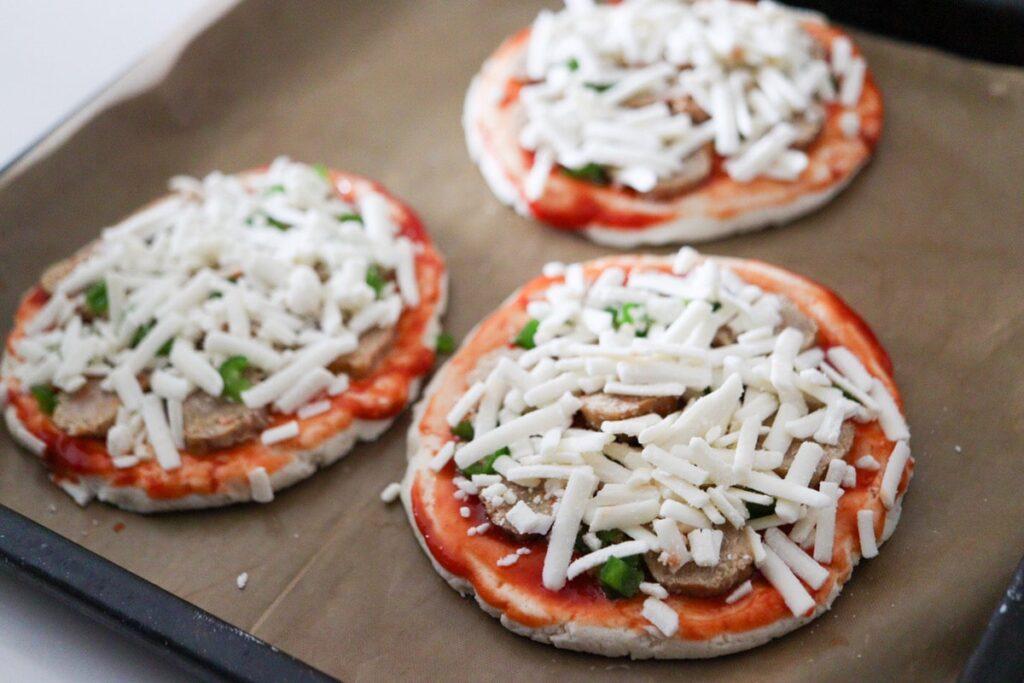 米粉 ピザ 作り方 簡単