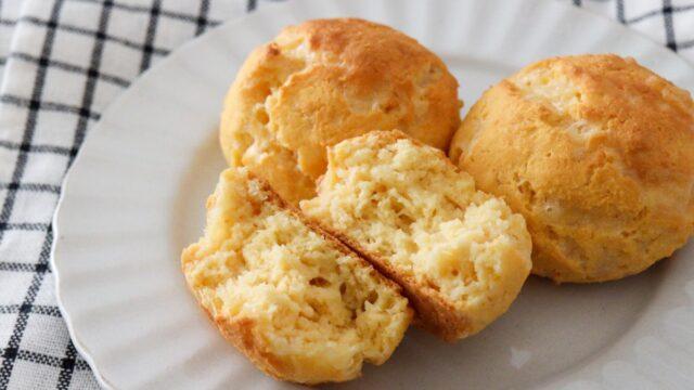 おからパン サイリウムなし オオバコなし 小麦粉なし レシピ