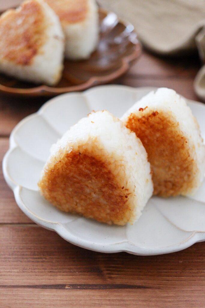 甘酒レシピ 砂糖不使用 焼きおにぎり レシピ