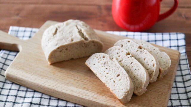 バナナブレッド 米粉 イーストなし 卵なし 小麦粉なし バターなし レシピ