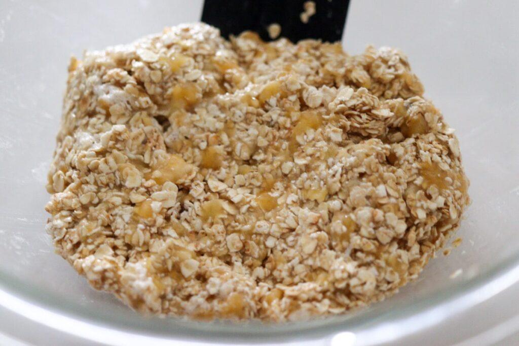 オートミール バナナ 砂糖なし 小麦粉なし