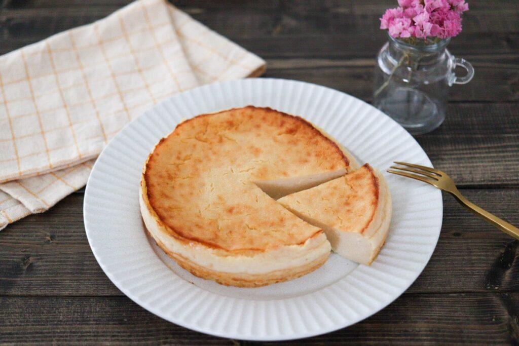 乳製品不使用 チーズケーキ 豆乳ヨーグルト レシピ
