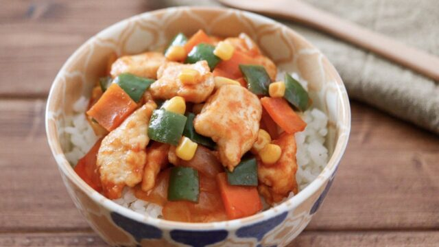 鶏胸肉 ケチャップ炒め 子ども レシピ