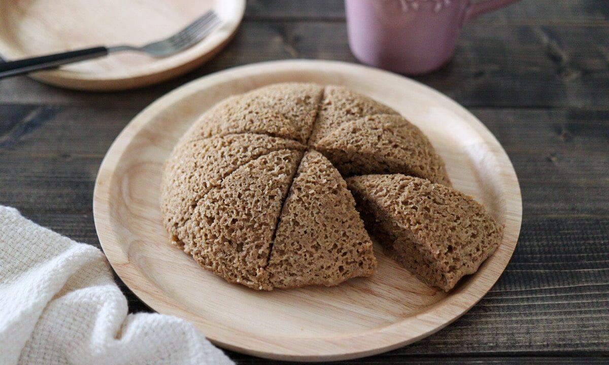 おから蒸しパン アレンジ 卵1個 ソイラテ コーヒー レシピ