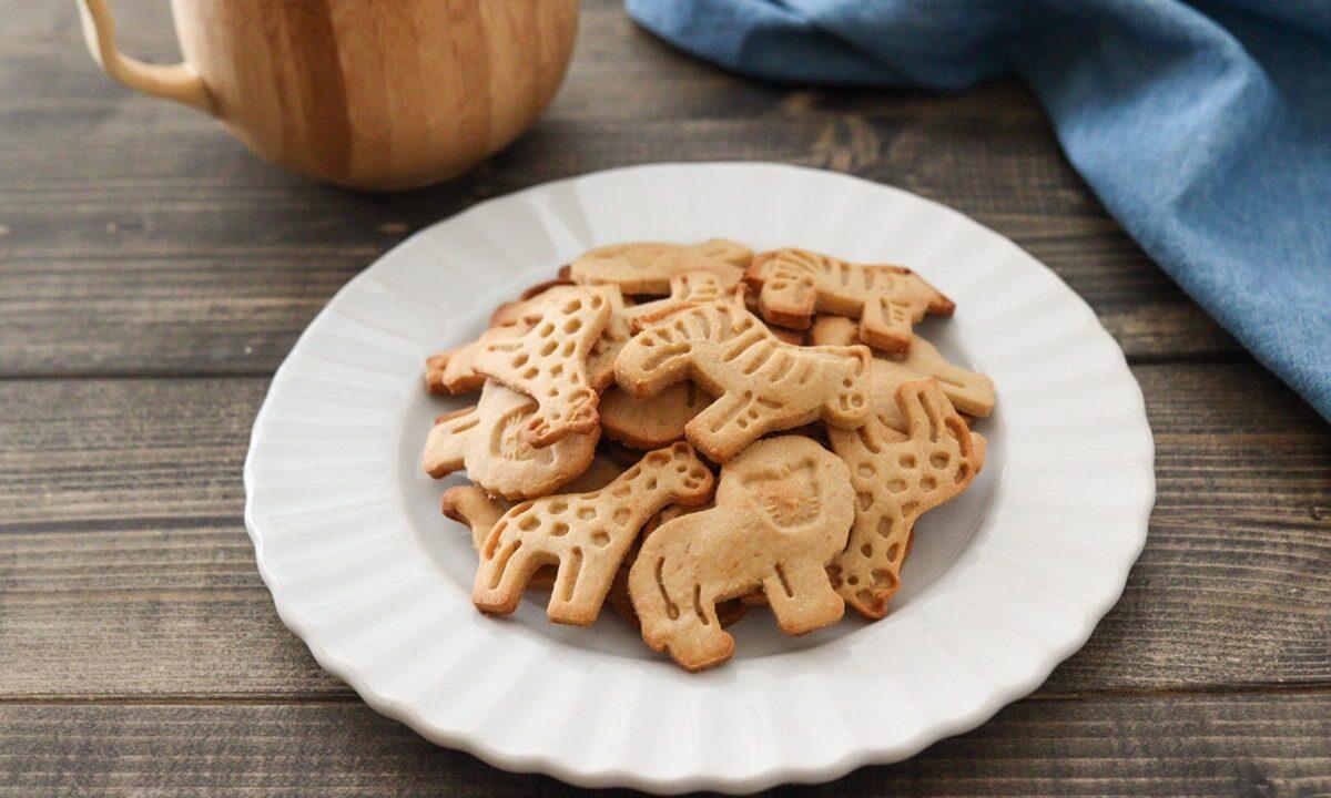 おからクッキー バターなし 卵なし 小麦粉なし
