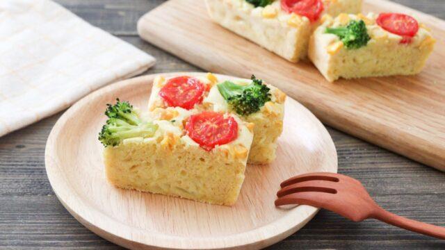 米粉 ケークサレ 卵なし チーズなし レシピ