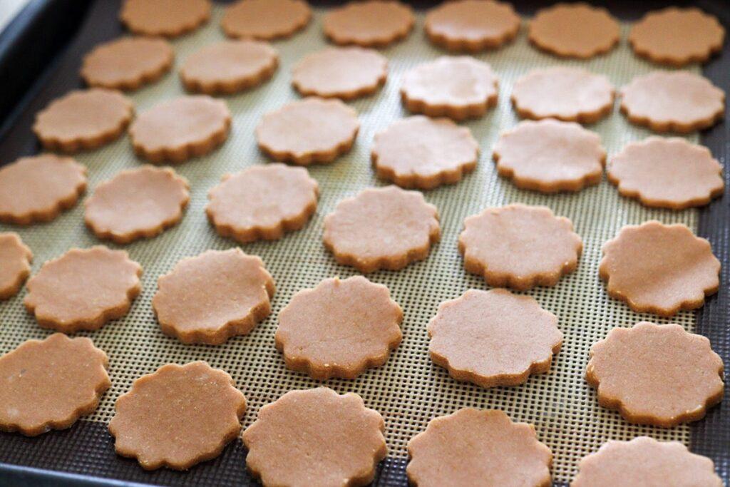 きな粉 クッキー 甘酒クッキー