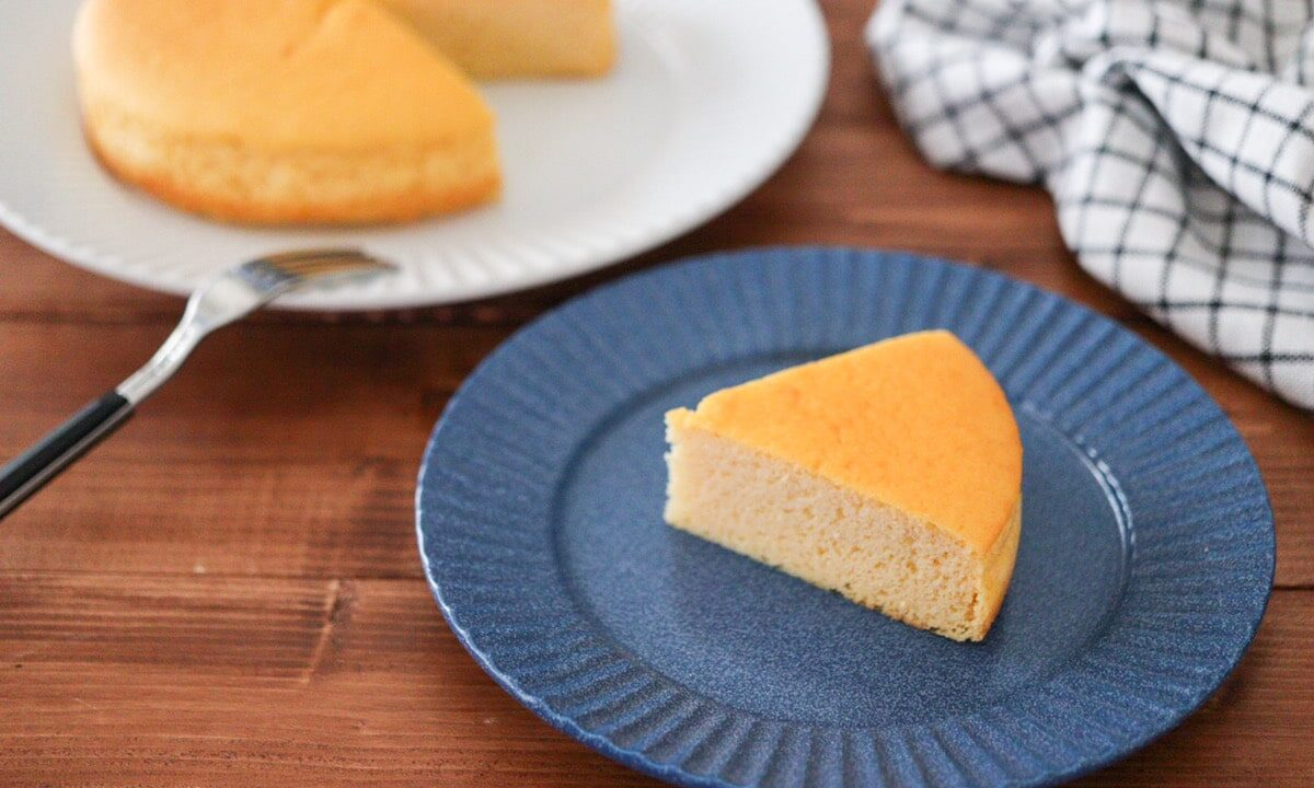おからケーキ おからパウダー ノンオイル 小麦粉なし バターなし