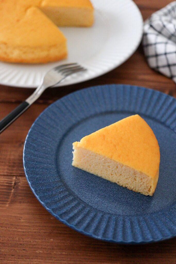 おからパウダー ケーキ おからケーキ ノンオイル バターなし 小麦粉なし