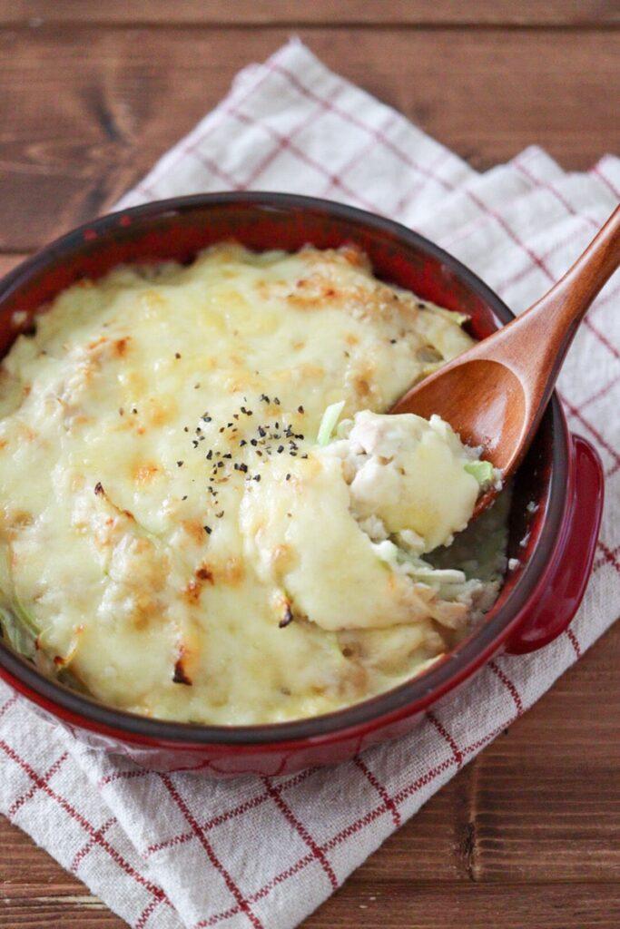 豆腐 オートミール グラタン レシピ ホワイトソースなし 卵なし