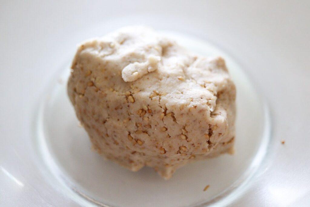米粉クッキー レシピ