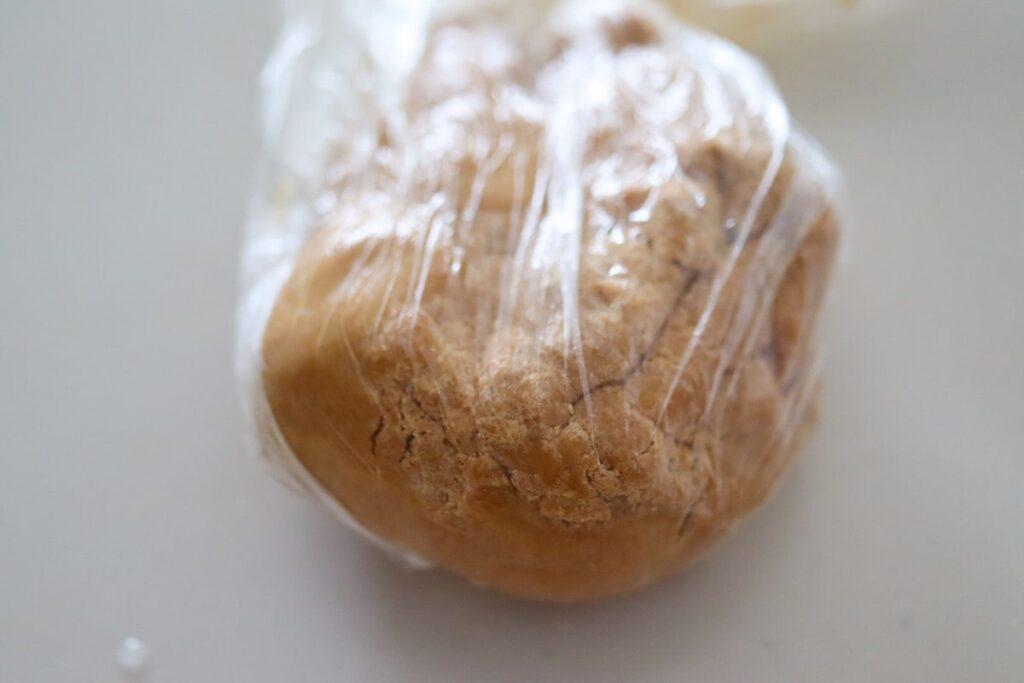 バナナクッキー 卵なし 小麦粉なし バターなし