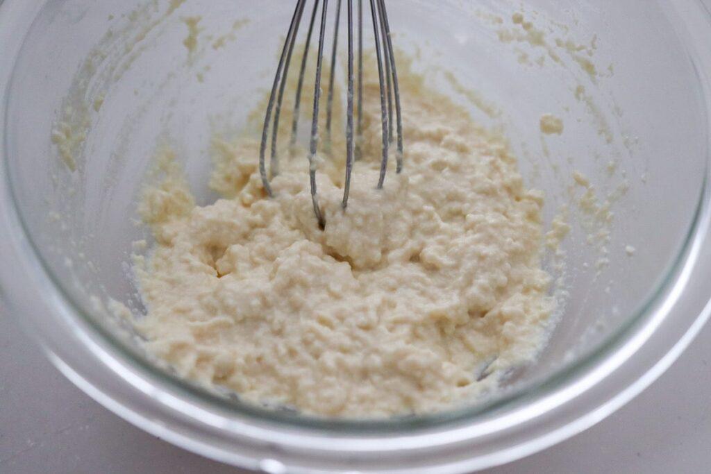 豆腐 チヂミ 卵なし 小麦粉なし しらす