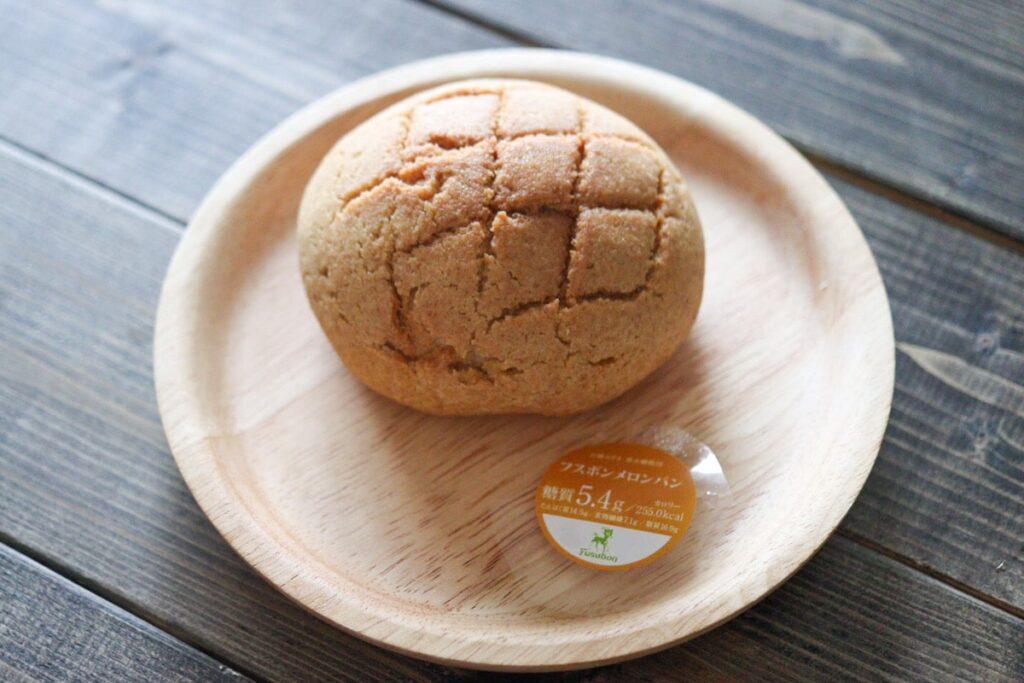 フスボン パン メロンパン 味