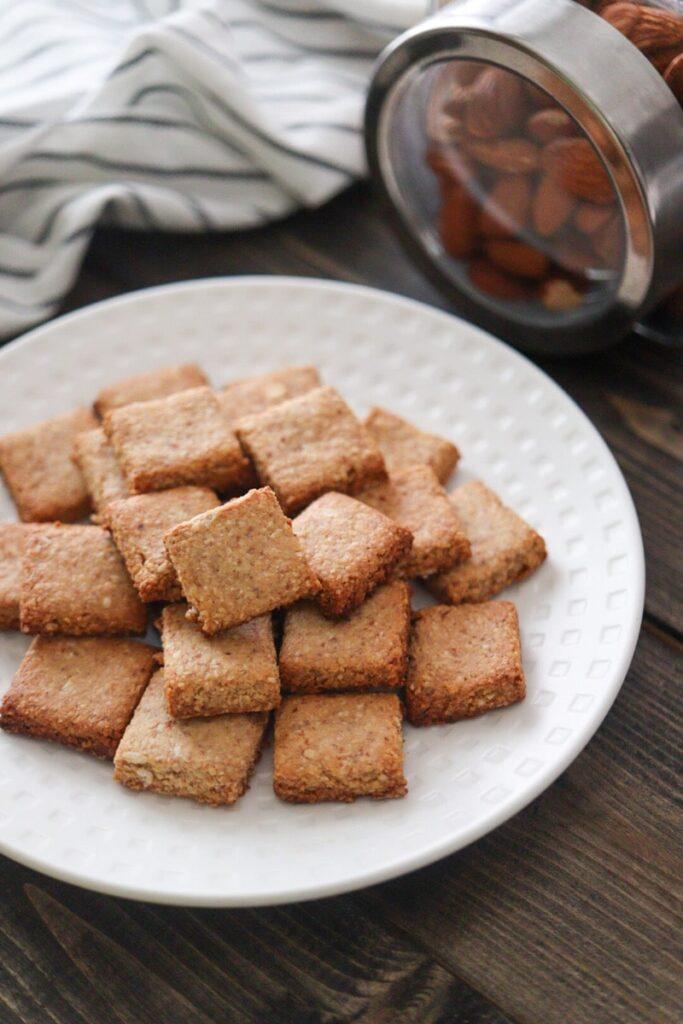 オートミール クッキー バターなし 小麦粉なし 卵なし