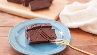 チョコ バナナ ケーキ レシピ
