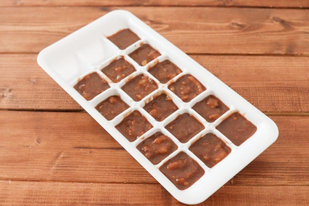 製氷皿 アイス レシピ