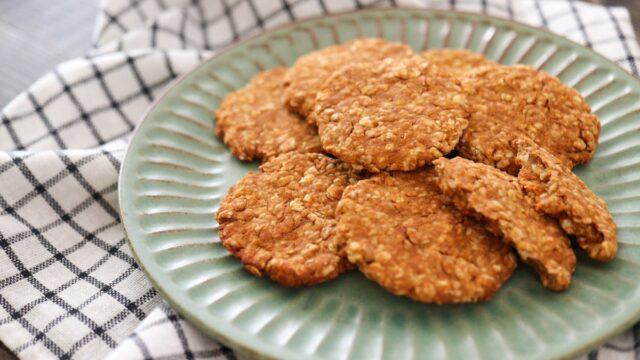 子供 オートミール クッキー レシピ