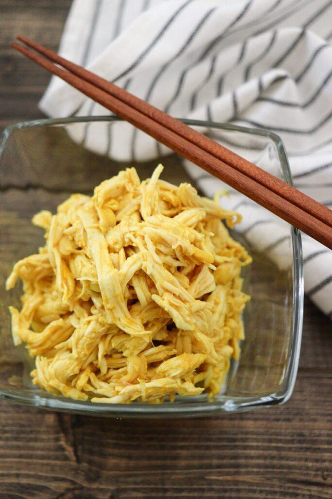錦糸卵代用 卵なし トッピング レシピ