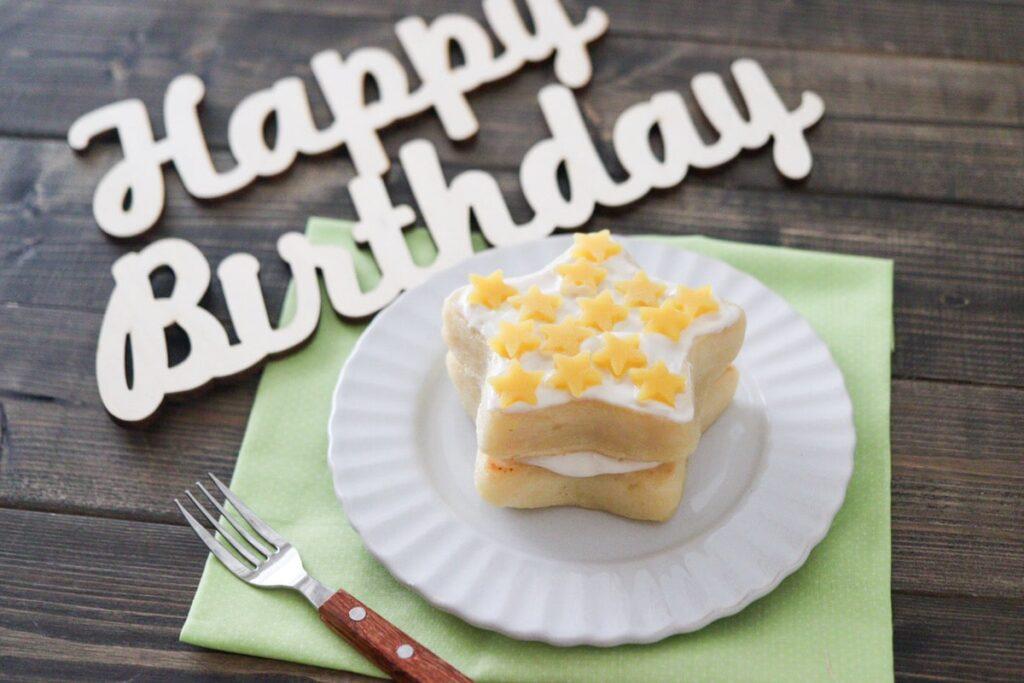 米粉 誕生日ケーキ レシピ