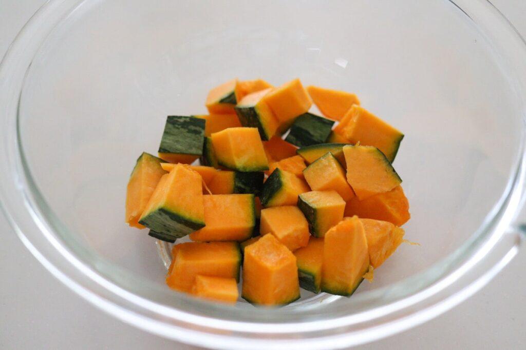 野菜スイーツ かぼちゃ レシピ