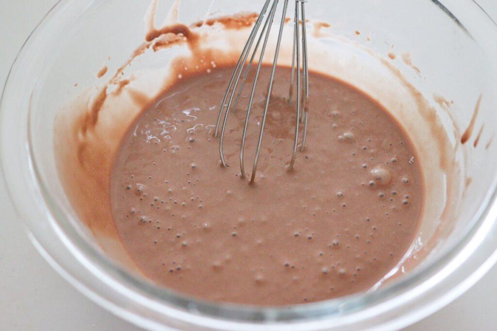 米粉 蒸しパン レシピ ココア