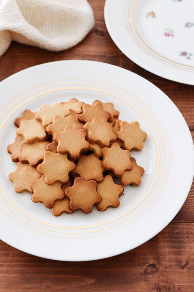 おからクッキー 卵なし バターなし 小麦粉なし 砂糖なし おからパウダー レシピ