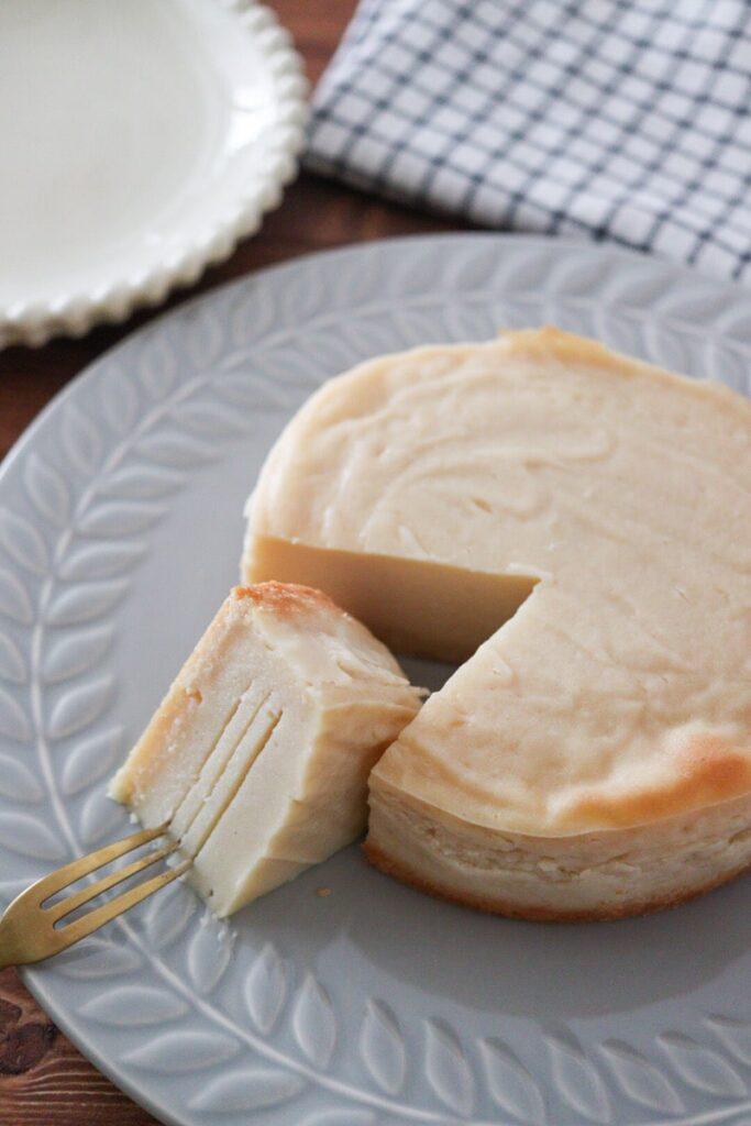豆乳ヨーグルト ケーキ チーズケーキ 小麦粉なし チーズなし 卵なし レシピ