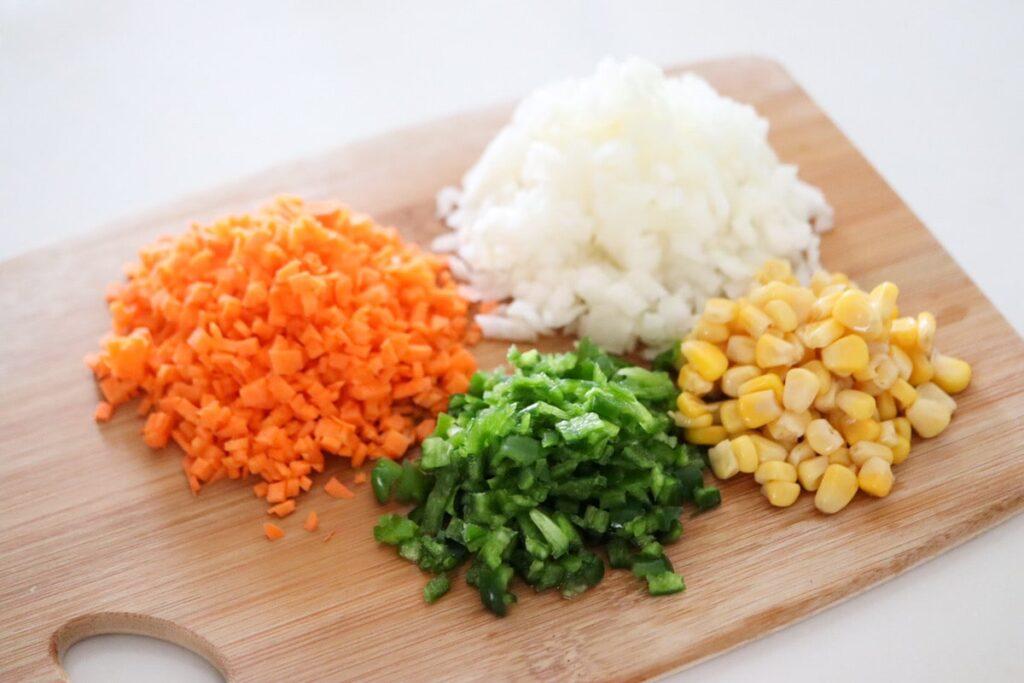 野菜嫌い 幼児食 レシピ