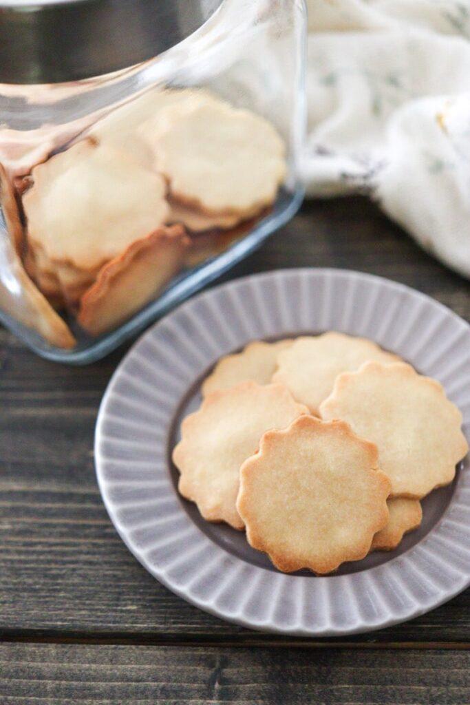 米粉クッキー 卵なし バターなし 砂糖なし はちみつ レシピ
