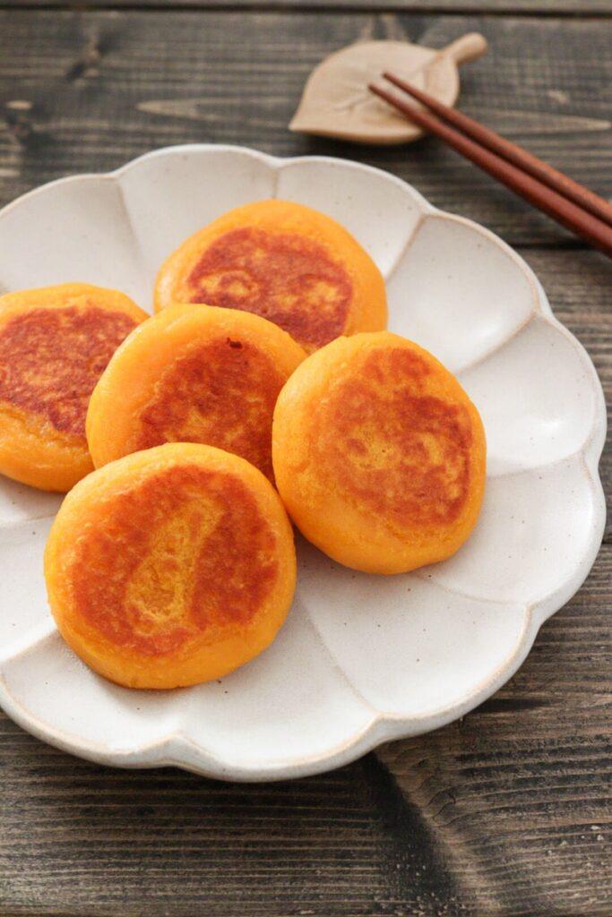 米粉 かぼちゃもち 幼児食 離乳食