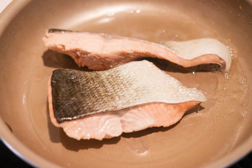 鮭フレーク 1歳