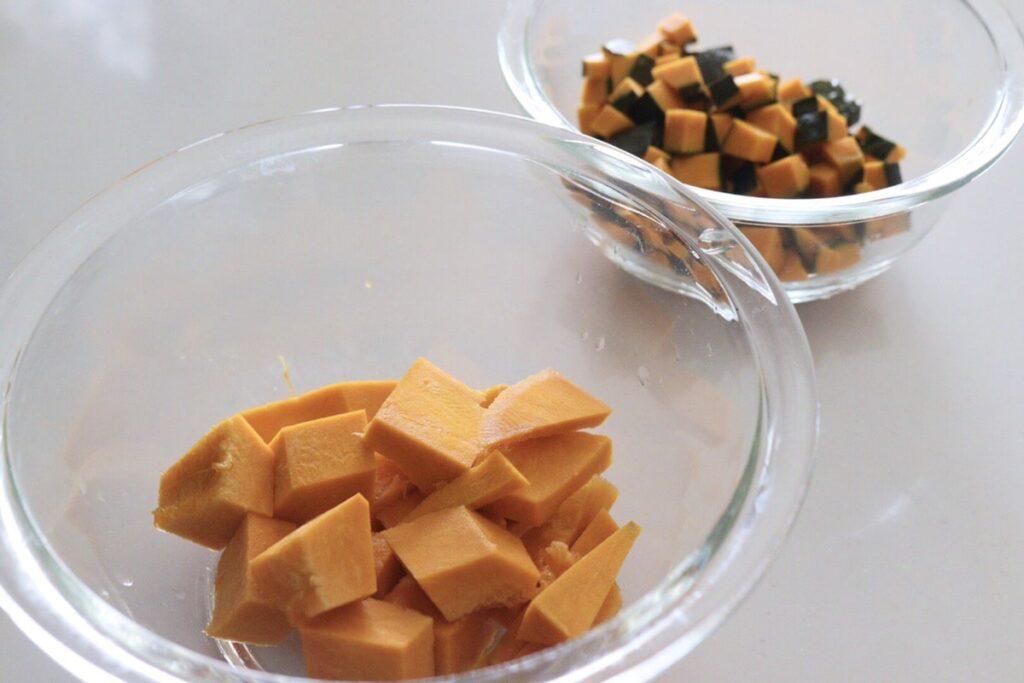 かぼちゃ 幼児食 ケーキ レシピ