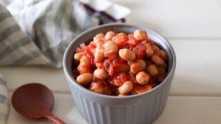 大豆 水煮 チリコンカン 肉なし レシピ