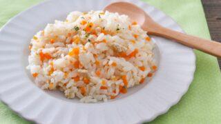 幼児食 ピラフ 冷凍保存 レシピ