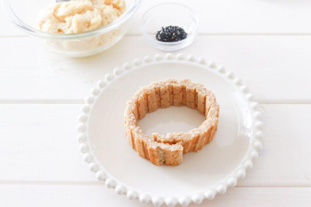 ロールケーキ 簡単 卵なし 小麦粉なし